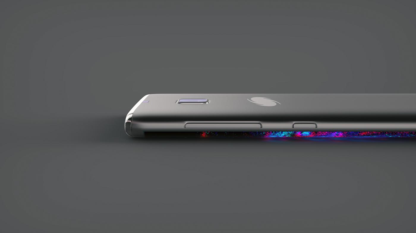 000 Samsung Galaxy S8, un concept  indraznet in care telefonul arata excelent!