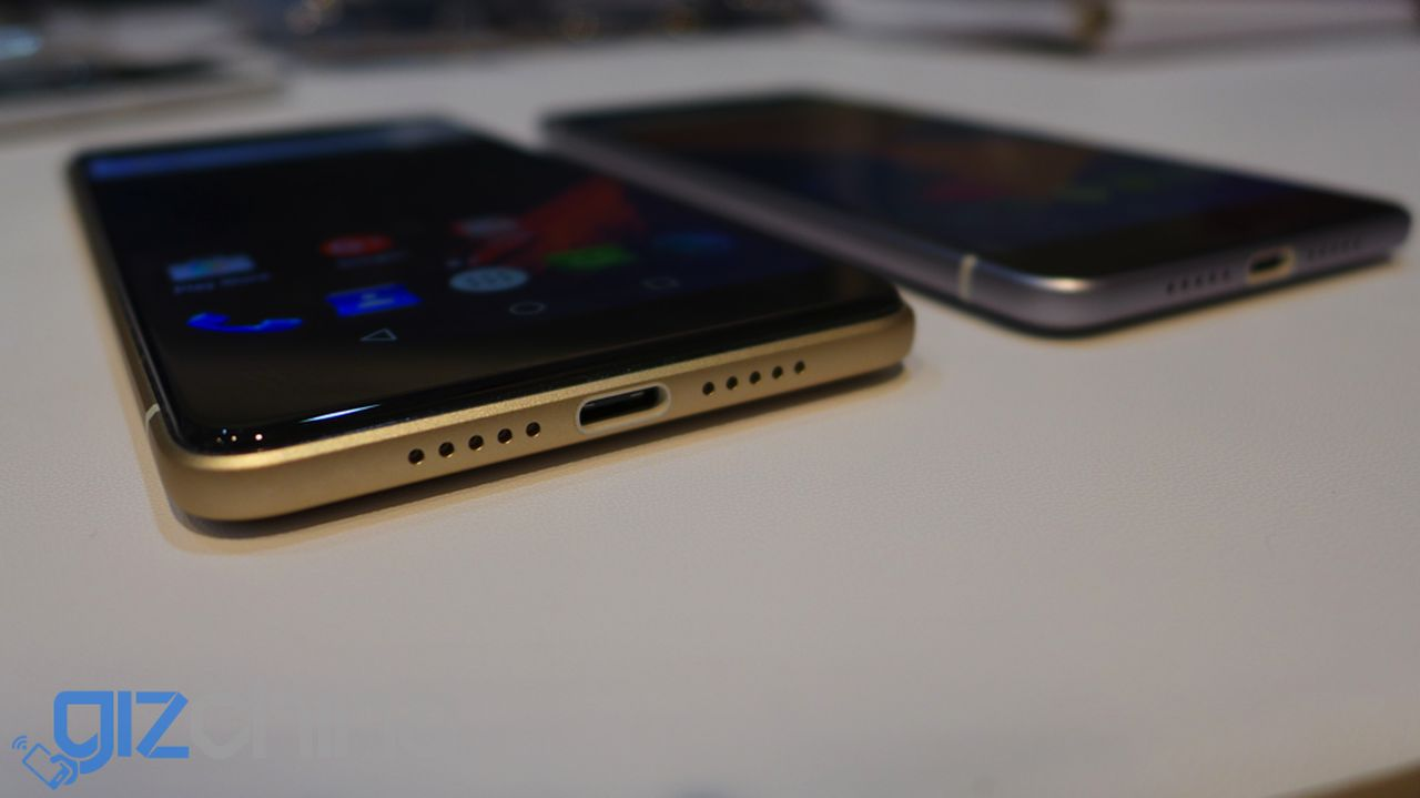 MWC 2016 : Primele imagini cu Ulefone Future, telefonul fara margini ale ecranului