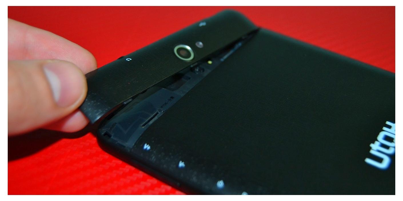 3 Unboxing si primele pareri, tableta UTOK Hello 7Q cu conectivitate LTE