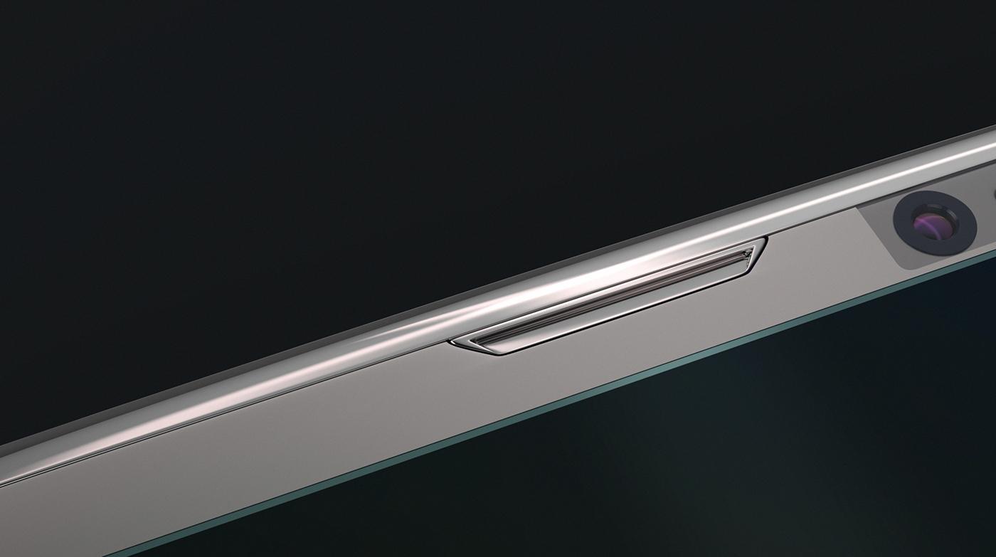 444 Samsung Galaxy S8, un concept  indraznet in care telefonul arata excelent!