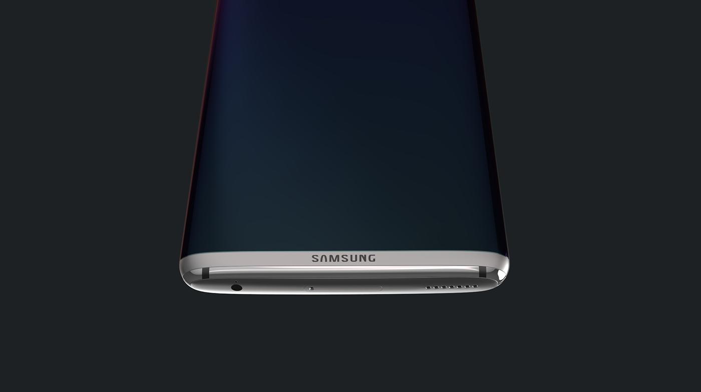 666 Samsung Galaxy S8, un concept  indraznet in care telefonul arata excelent!