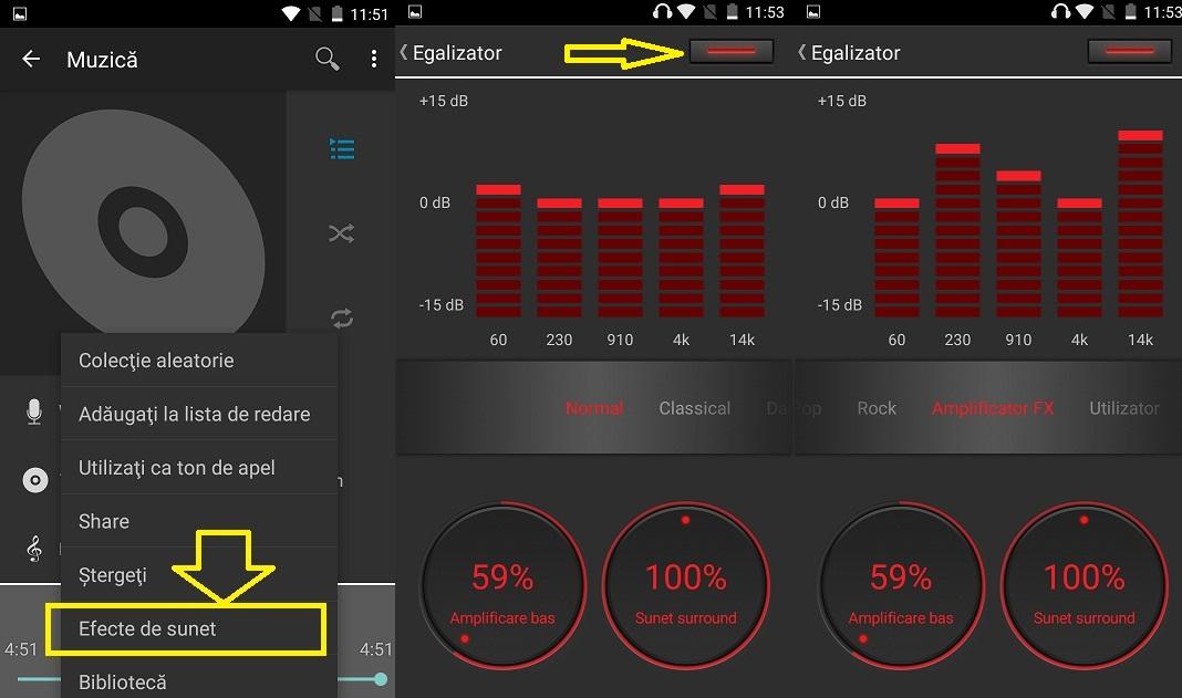 89 Instaleaza egalizator Snapdragon Audio+ pe orice telefon Android!