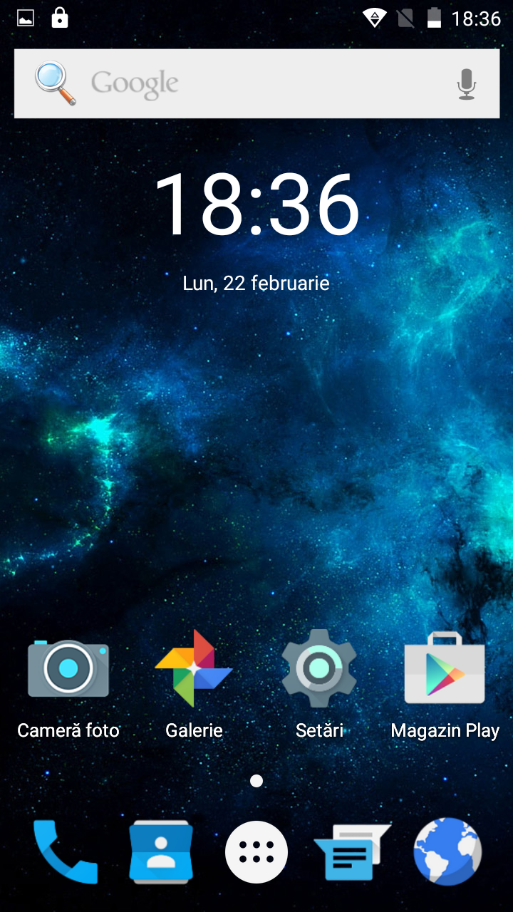 Ulefone Paris, primul custom firmware - tutorial instalare Perfect-ROM V 2.0