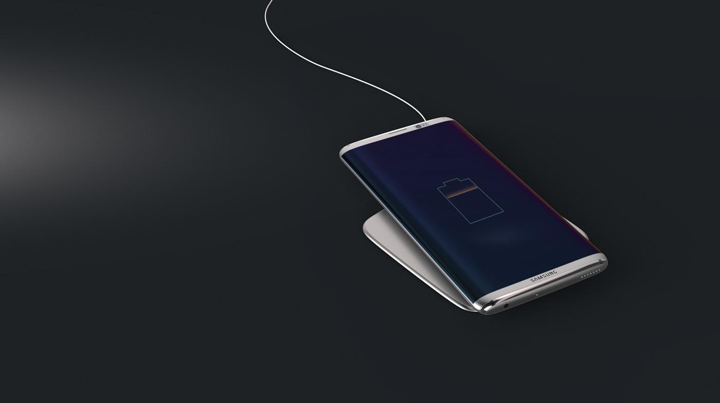 ddd Samsung Galaxy S8, un concept  indraznet in care telefonul arata excelent!