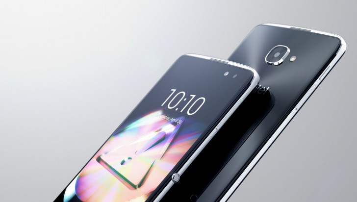 df MWC 2016: Alcatel Idol 4 si Idol 4S anuntate oficial, design premium si specificatii interesante