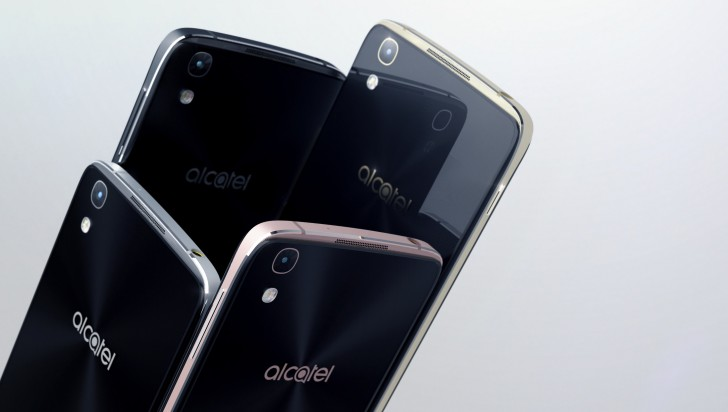rrr MWC 2016: Alcatel Idol 4 si Idol 4S anuntate oficial, design premium si specificatii interesante