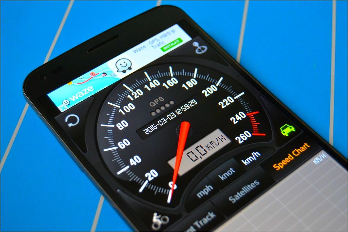 1 Aplicatii gratuite ce masoara si afiseaza viteza, altitudinea si temperatura pe telefon