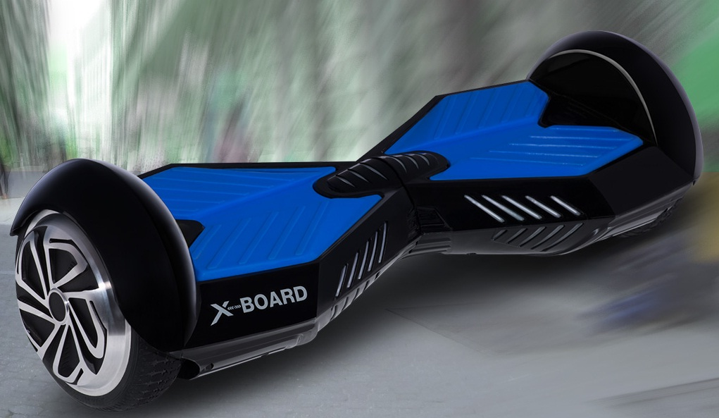 666 Evolio risca dar lanseaza un gadget interesant, scuter Evolio XBoard