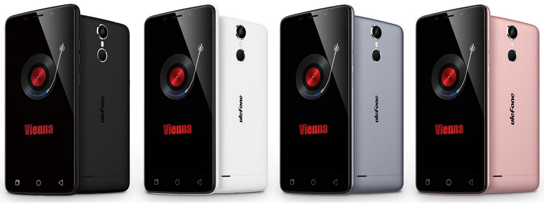 787878 Ulefone Vienna, cel mai atractiv telefon chinezesc al momentului ajunge si la everbuying.net