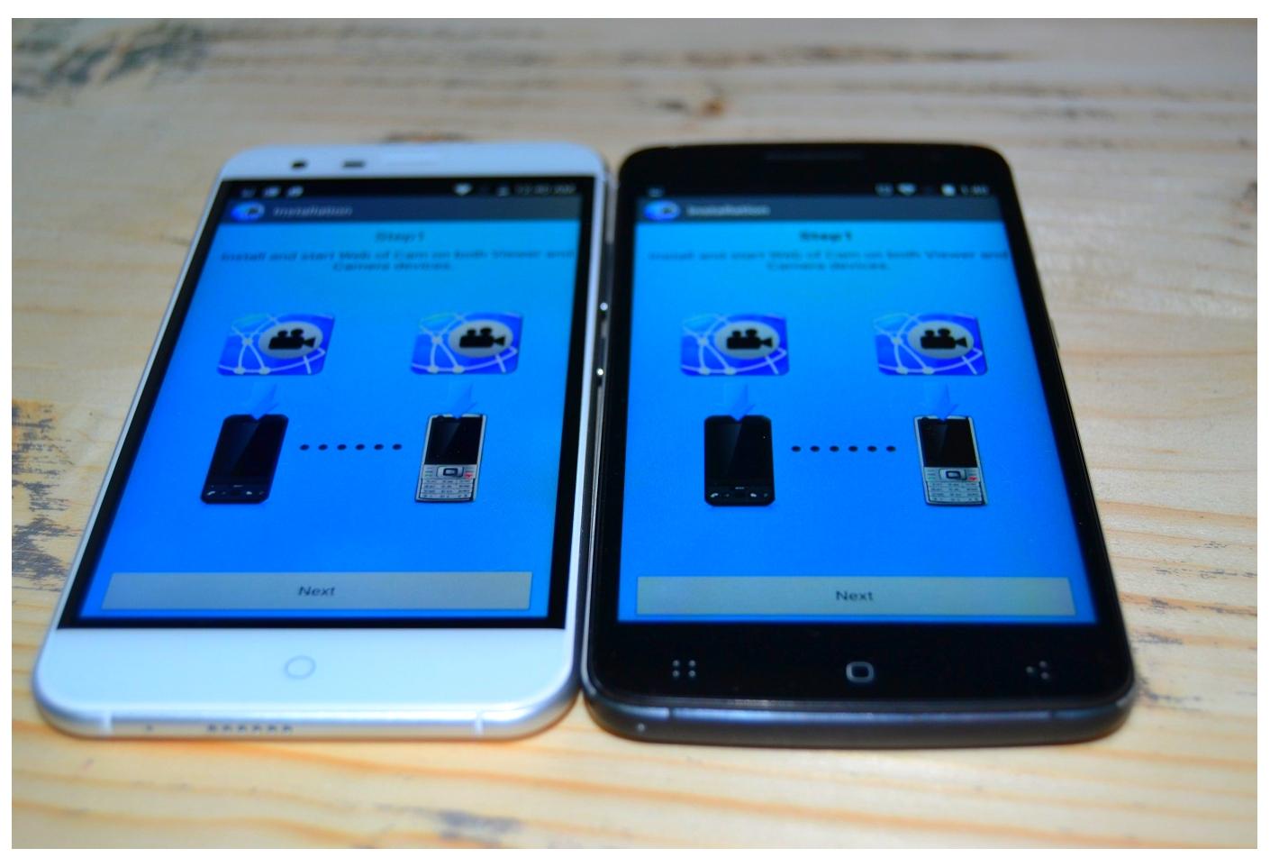 DSC_0088 Transforma telefonul in camera video de supraveghere, Walkie Talkie sau webcam!