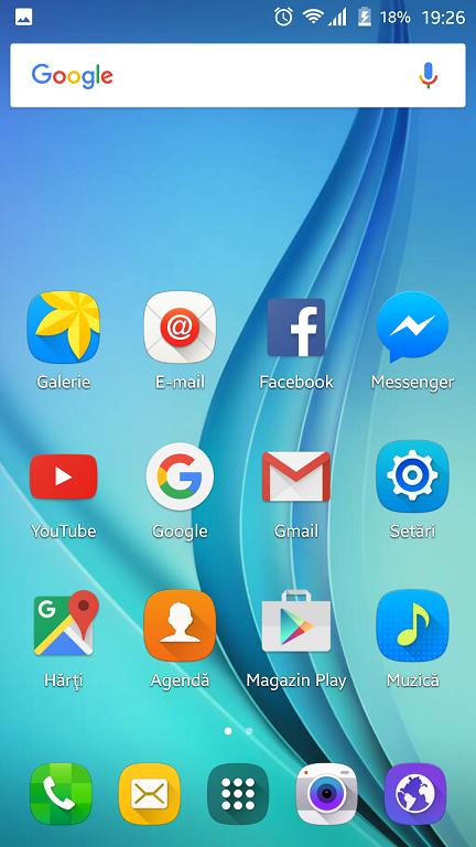 Tema de Samsung Galaxy S7 disponibila pentru telefoanele cu CyanogenMOD 12 si 13