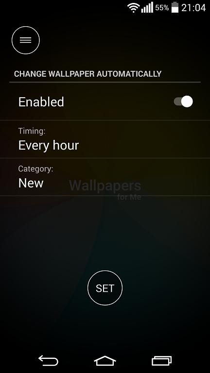 Iata poate cea mai buna aplicatie pentru imagini de fundal (wallpaper)