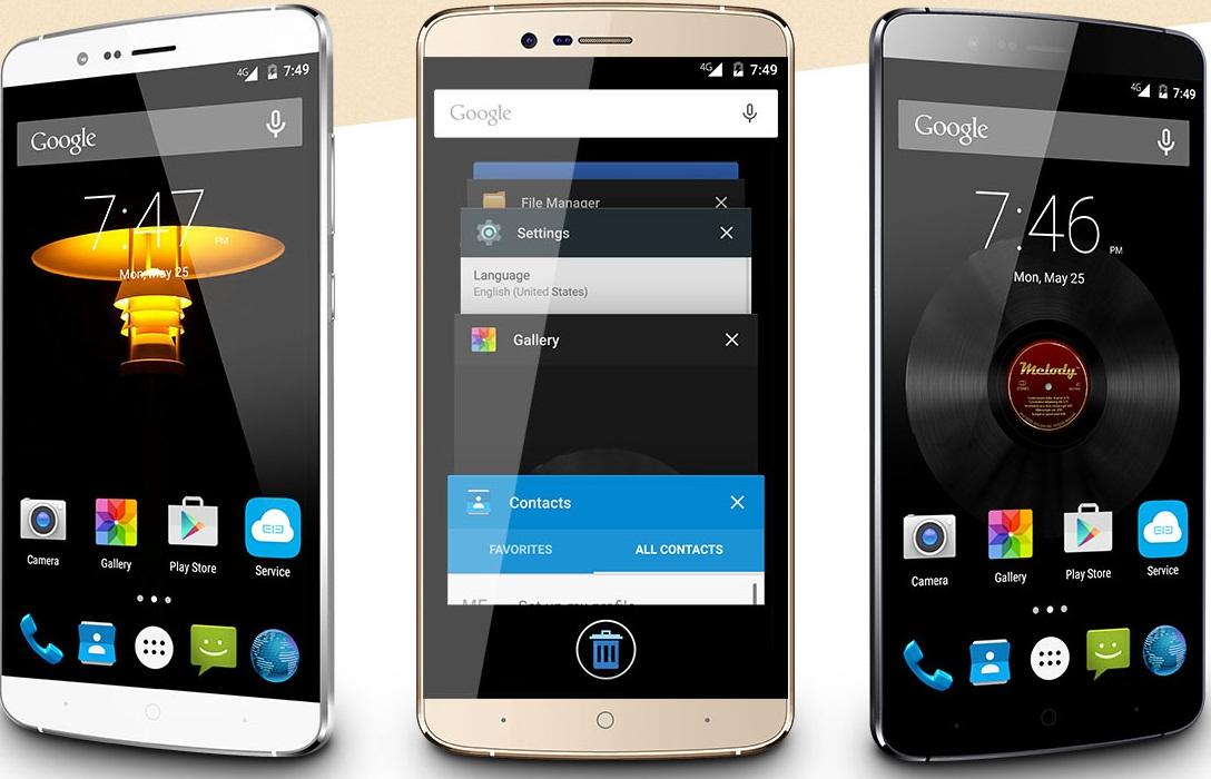 er Campanie de reduceri de preturi pentru telefoanele Elephone pe everbuying.net