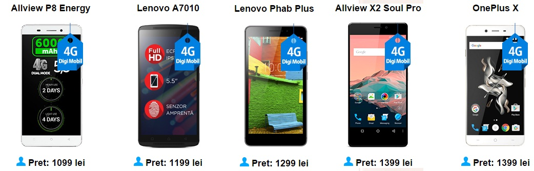 fg56 Ce telefoane merita sa cumperi de la Digi Mobil? Iata cateva pareri in functie de buget