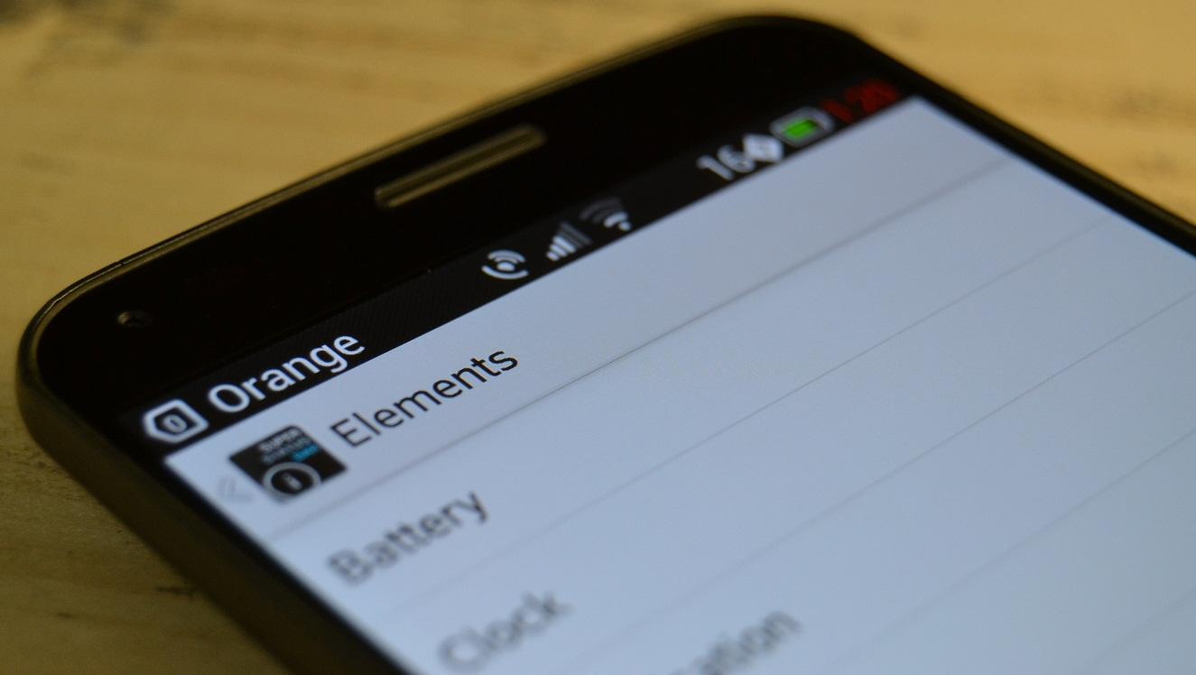 hj Customizare completa si fara root a zonei Status Bar pe un telefon Android
