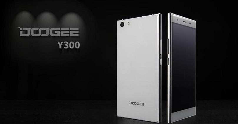 s DOOGEE Y300, telefon proaspat lansat, 2GB RAM si 32 GB stocare interna