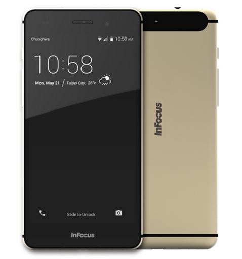 sd Infocus M560, telefon 4G cu ecran FHD si pret de numai 450 lei!