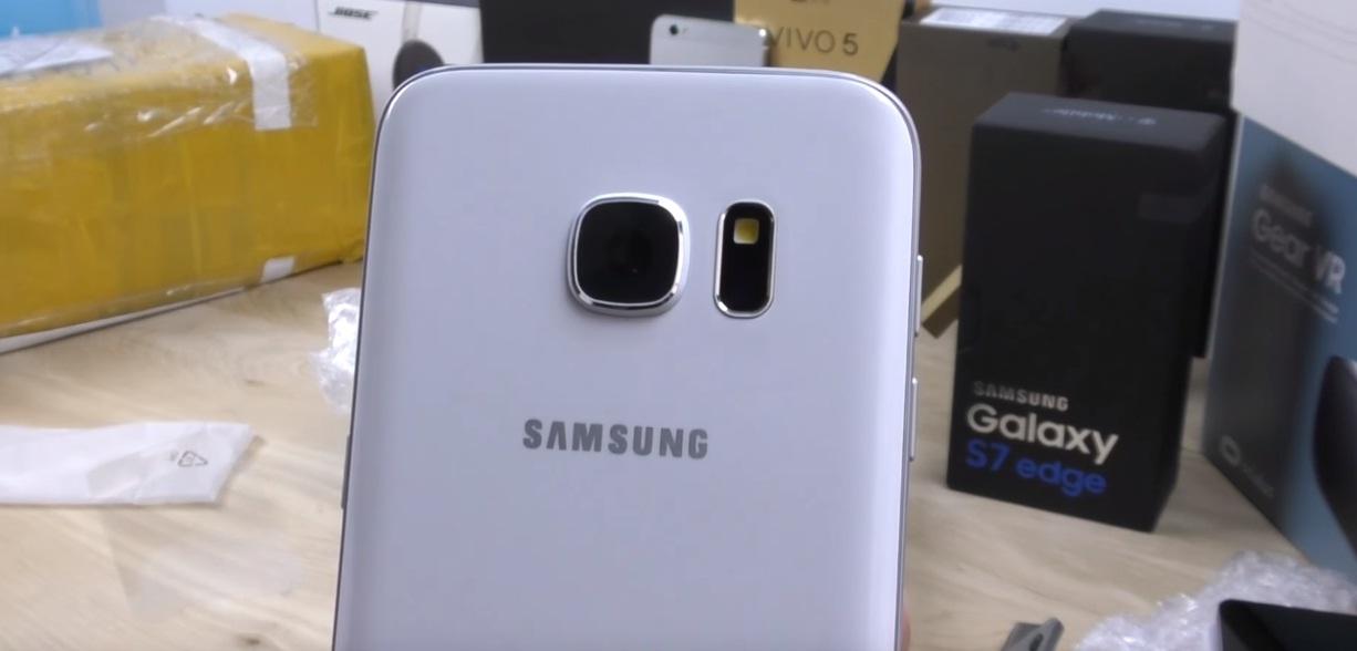 22 Goophone S7 este prima replica sau clona Samsung Galaxy S7, VIDEO