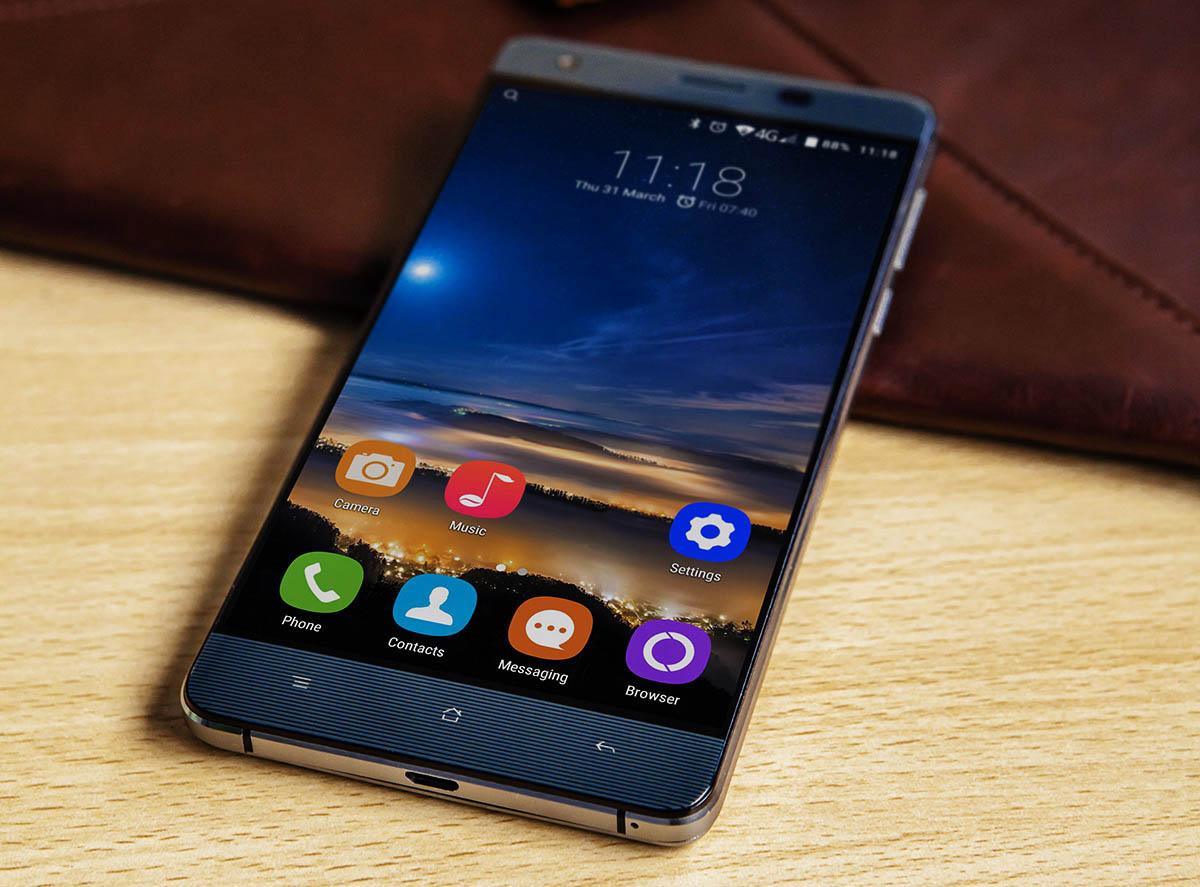 Oukitel K6000 Pro cu specificatii de top, Android 6 si pret chiar bun