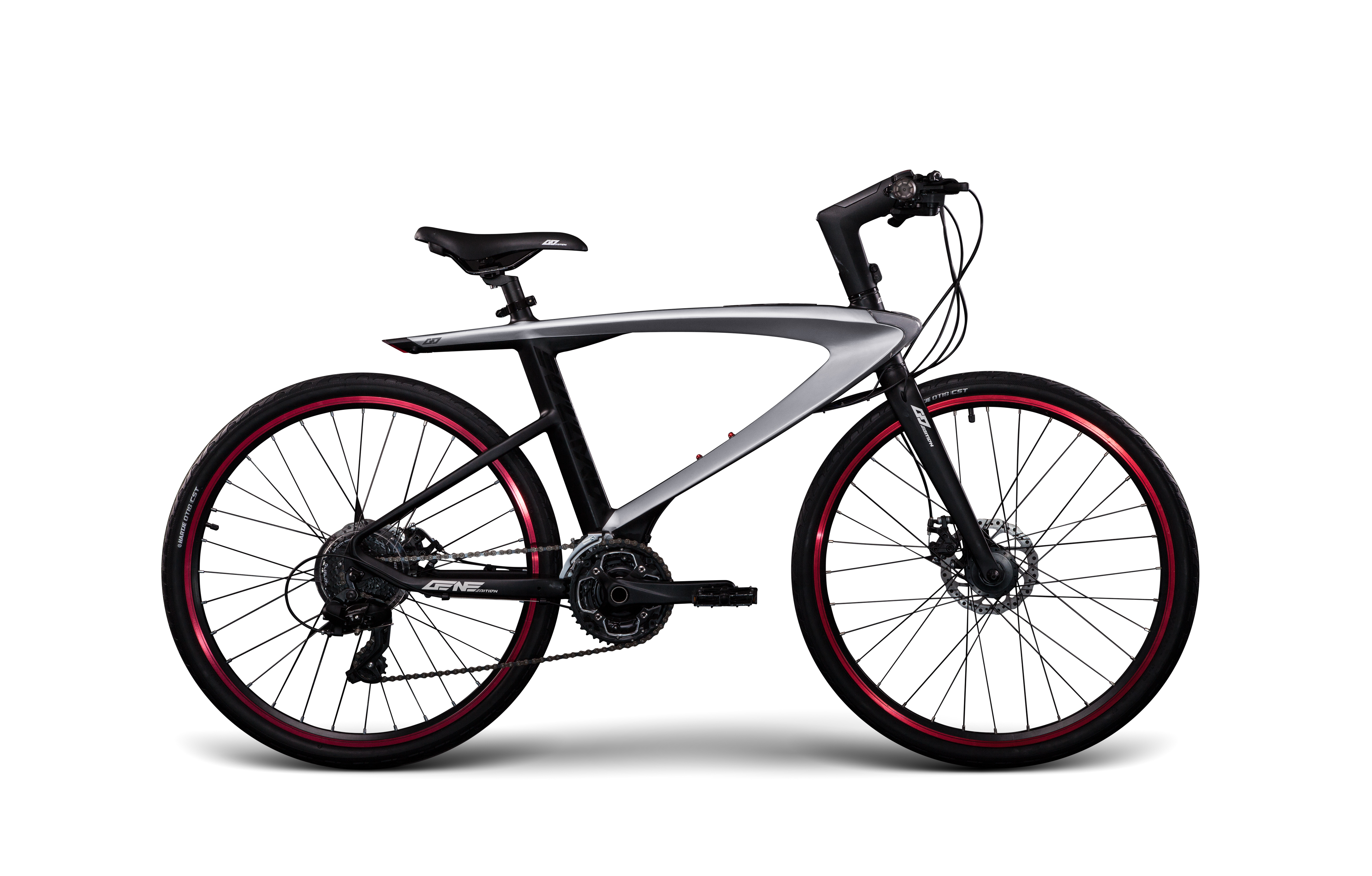 Super Bike a Ce fac producatorii de smartphone-uri cand nu fabrica telefoane? Fabrica biciclete!
