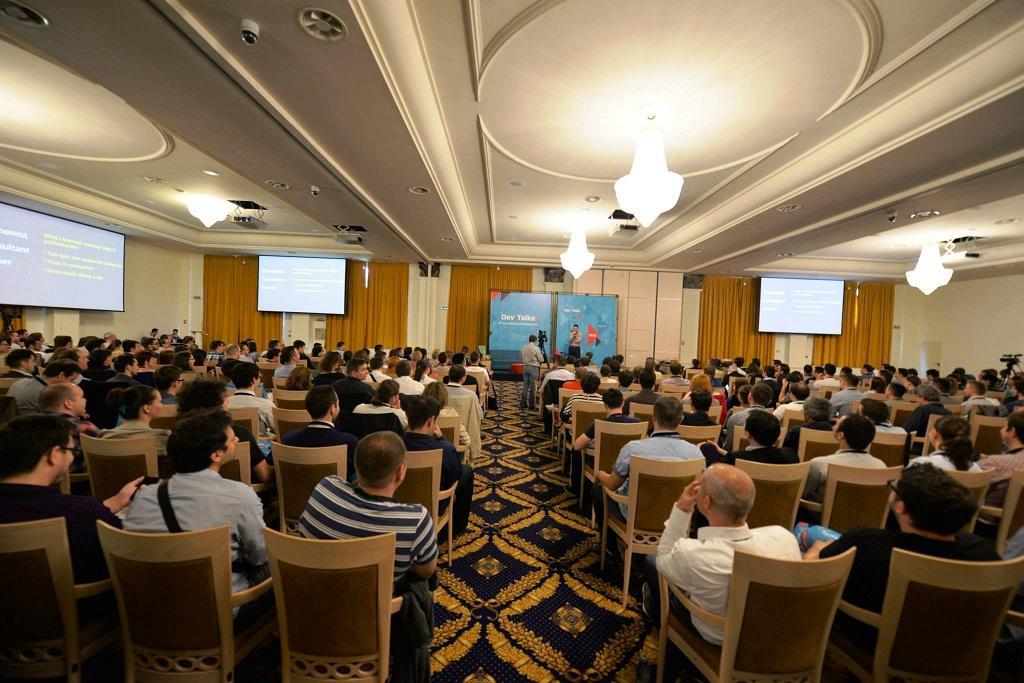 img1 DevTalks Cluj-Napoca 2016 - Cea mai importantă conferință despre tehnologie!