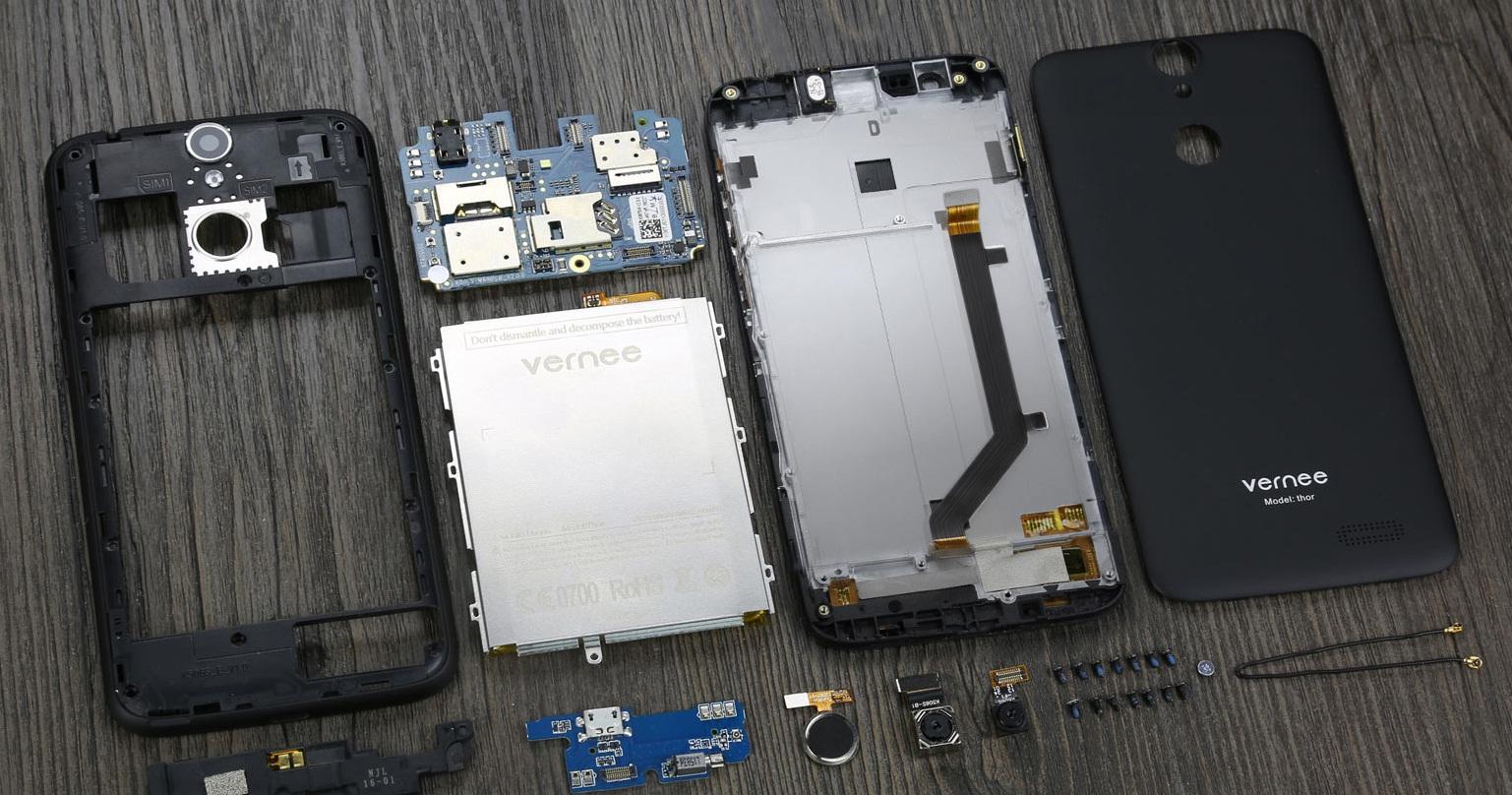 ss Vernee Thor 4G, un smartphone adevarat cu 3GB RAM si pret de numai 400 lei