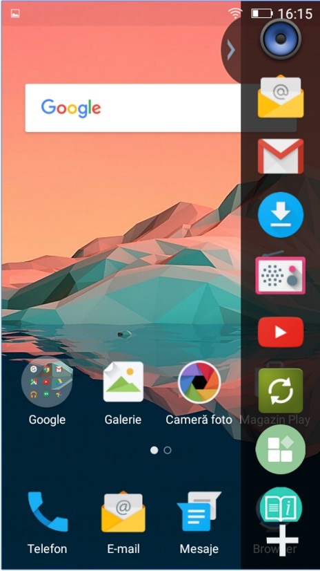 ttt Aplicatia Allview MagicTouch apare in Google Play