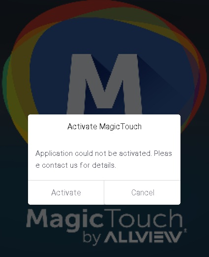 ww Aplicatia Allview MagicTouch apare in Google Play