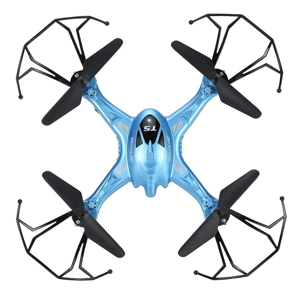 13 GOOLRC T5C, inca o drona ieftina cu 2.4GHz si 4 canale