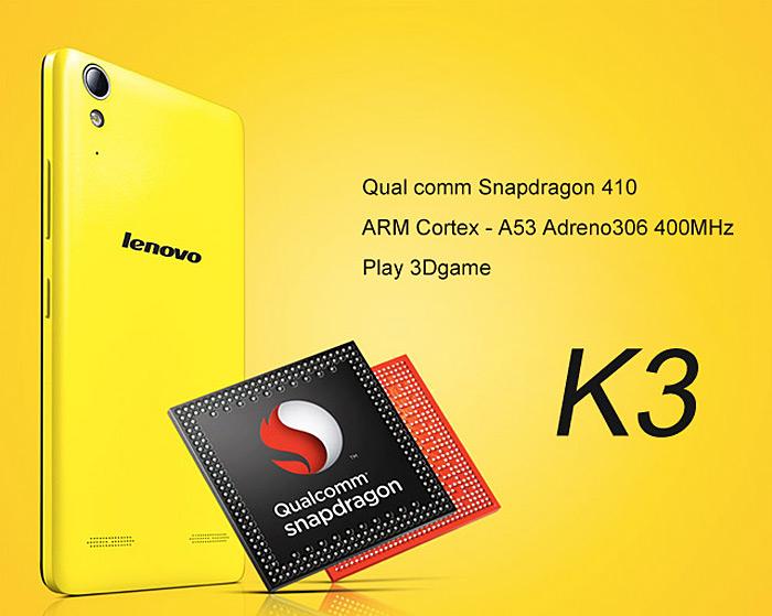 Lenovo Lemo K3 (K30-w) un telefon 4G cu pret chiar bun!