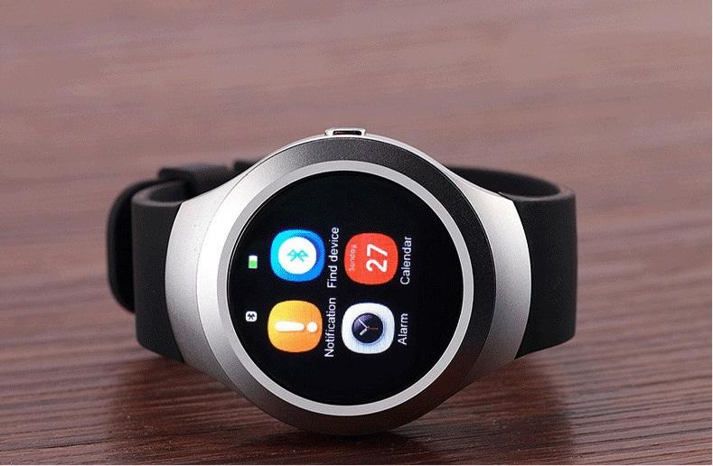 666 Rthyn L6 Smartwatch, ceasurile inteligente incep sa arate din ce in ce mai bine!