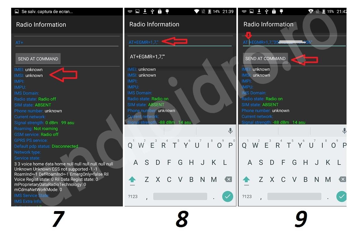 666 Tutorial Android rescriere recuperare IMEI invalid , 0 sau necunoscut