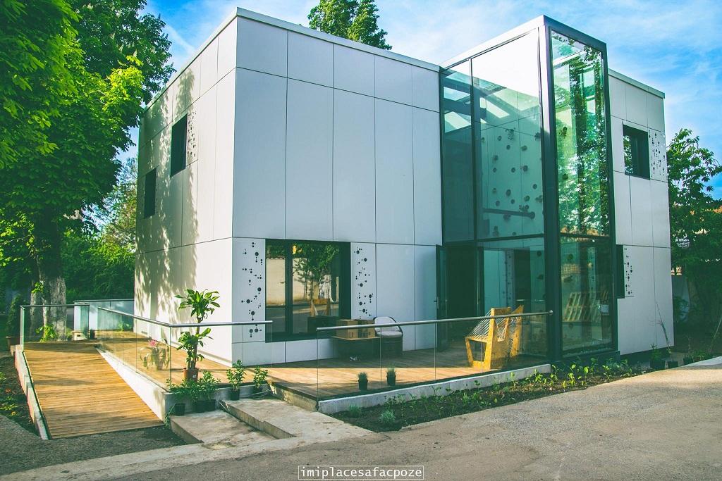 Casa EfDEN Tehnologia viitorului va fi prezenta la Bucuresti pentru 7 zile