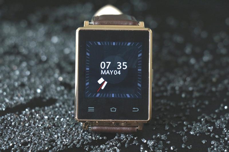 NO.1 D6, un nou smartwatch, diferit fata de ce am vazut pana acum