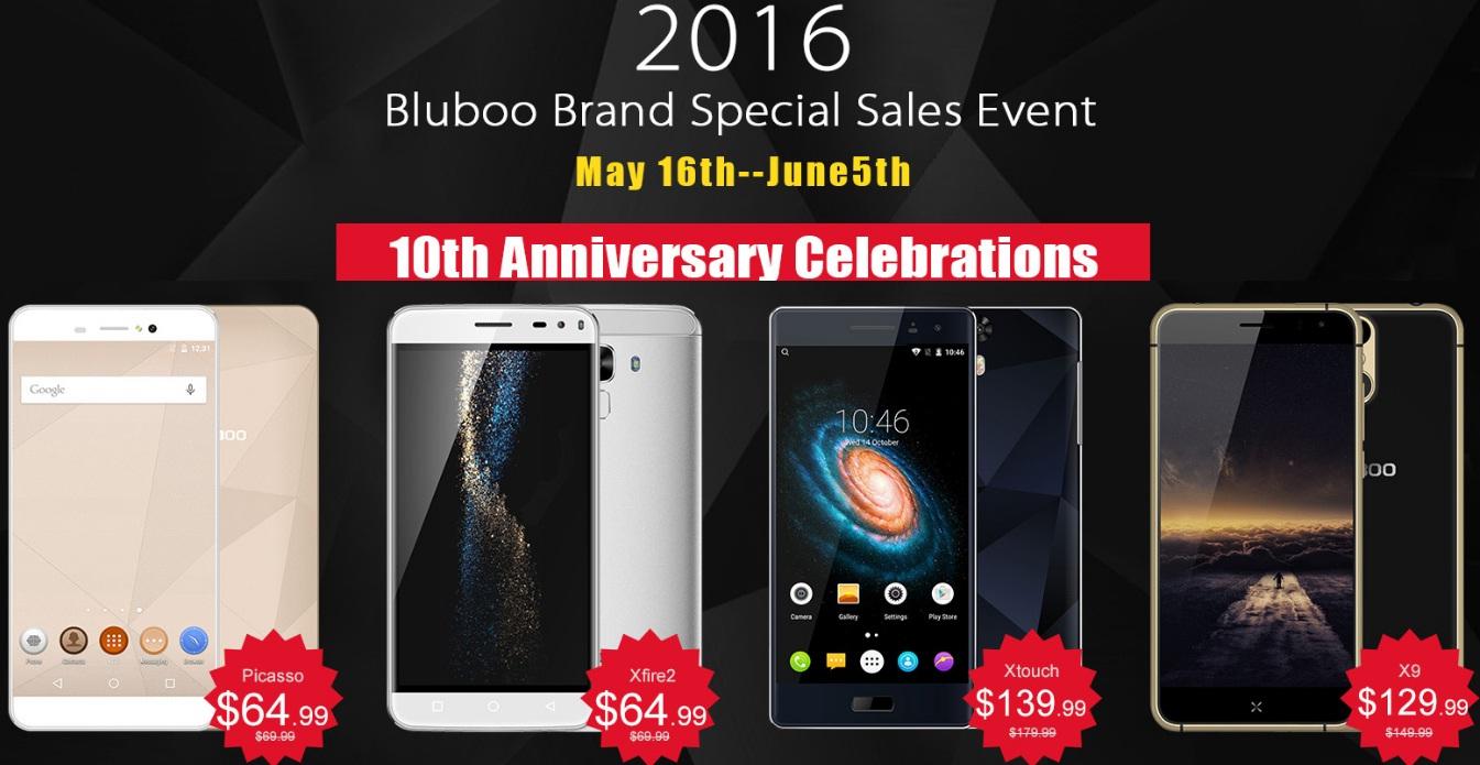 bluboo Promotie pentru telefoanele Bluboo cateva modele cu pret aparent redus!