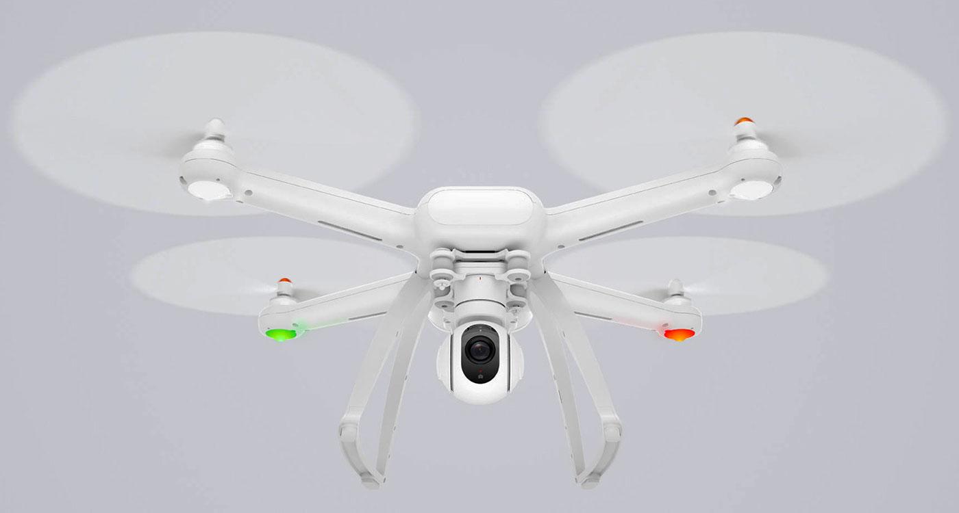 Xiaomi Mi DRONE Xiaomi Mi Drone, cel mai nou gadget al chinezilor! Iata cateva pareri si pretul ei