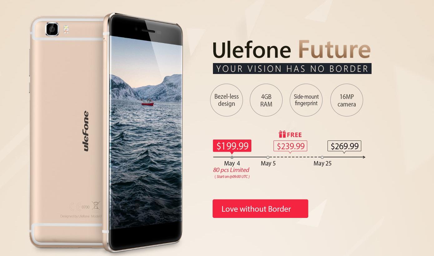 ggg Promotia pentru Ulefone Future loveste din nou, de data asta sunt mai multe bucati!