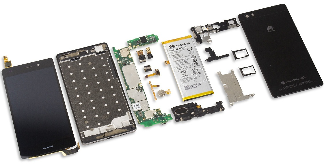 iii Unde gasim LCD si geam touchscreen pentru telefonul Huawei P8 LITE?