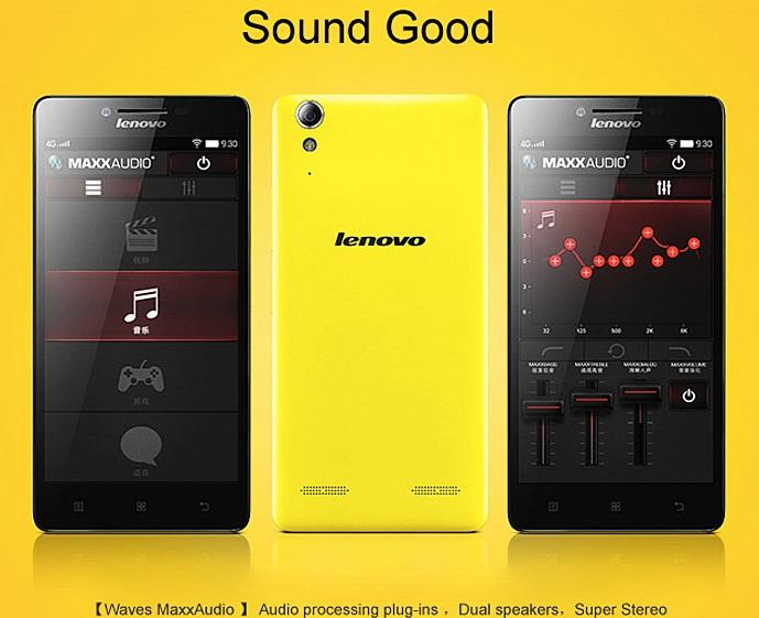 iii Lenovo Lemo K3 (K30-w) un telefon 4G cu pret chiar bun!