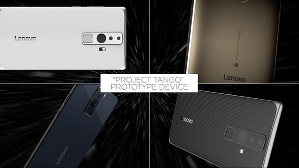 lenovo-project-tango-smartphone-1-w596 Noua inovație Google, Project Tango va fi pusă în practica de Lenovo pe 9 iunie