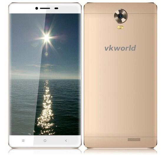 tt VKWorld T1, telefon super ieftin, metalic si cu diagonala de 6 inch