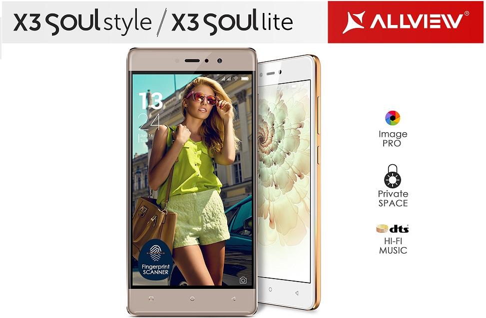 555 Allview X3 Soul Style lansat, compatibil DIGI 4G, pret si cateva pareri
