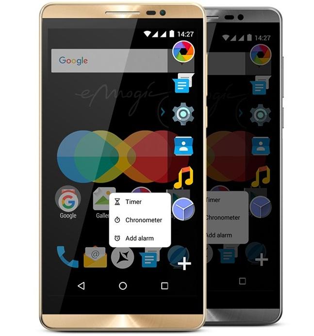 555 Allview P8 eMagic comparat cu Xiaomi Redmi Note 3