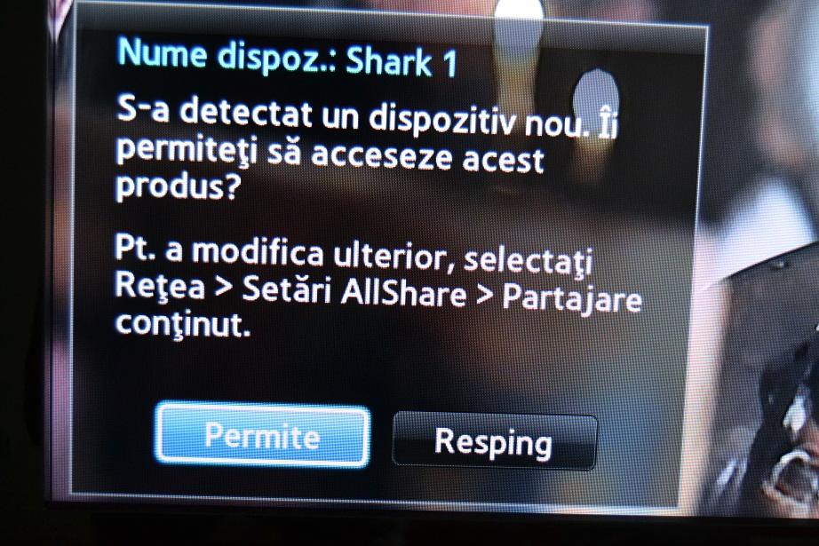 DSC_0115 Conectarea unui telefon Android la un televizor SMART TV