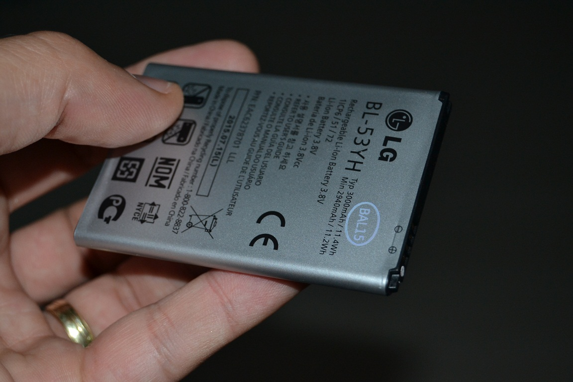 DSC_0137 Si LG o mai da in bara, bateria telefonului G3 umflata si ecran dezlipit...