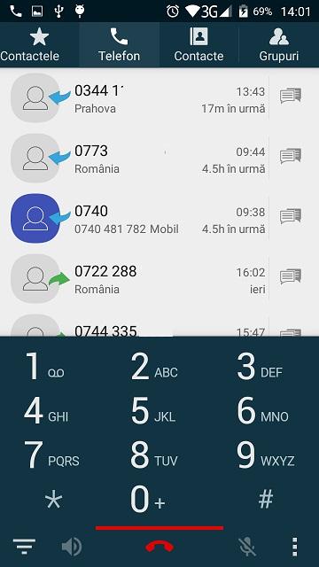 Alternative gratuite ale aplicatiilor de telefon si SMS pe Android