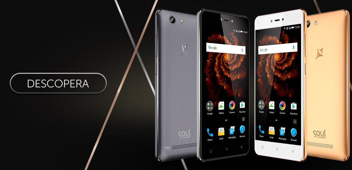 ddd Allview X3 Soul Lite, inca un telefon proaspat lansat sub brand local