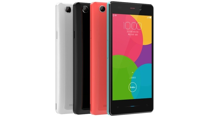 inew_u3 INEW U3, telefon ieftin dar cu tehnologie 4G si procesor 64 bit