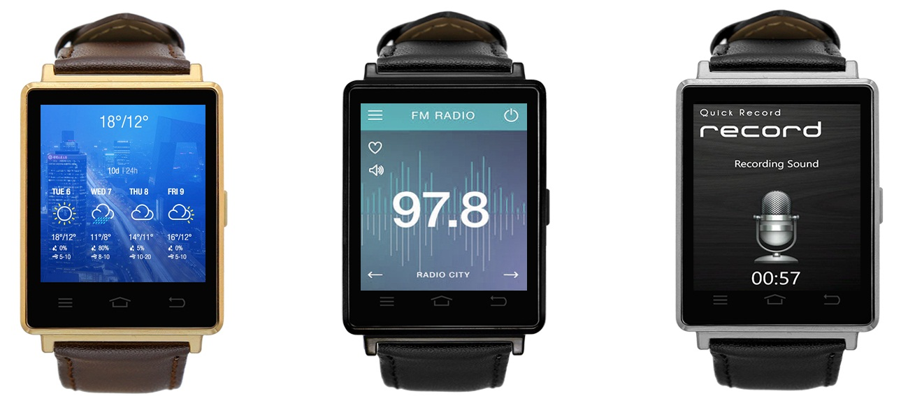 no1d6 Au inceput vanzarile pentru ceasul cu Android No1 D6, 1GB RAM si 1GB ROM plus reducere de pret!