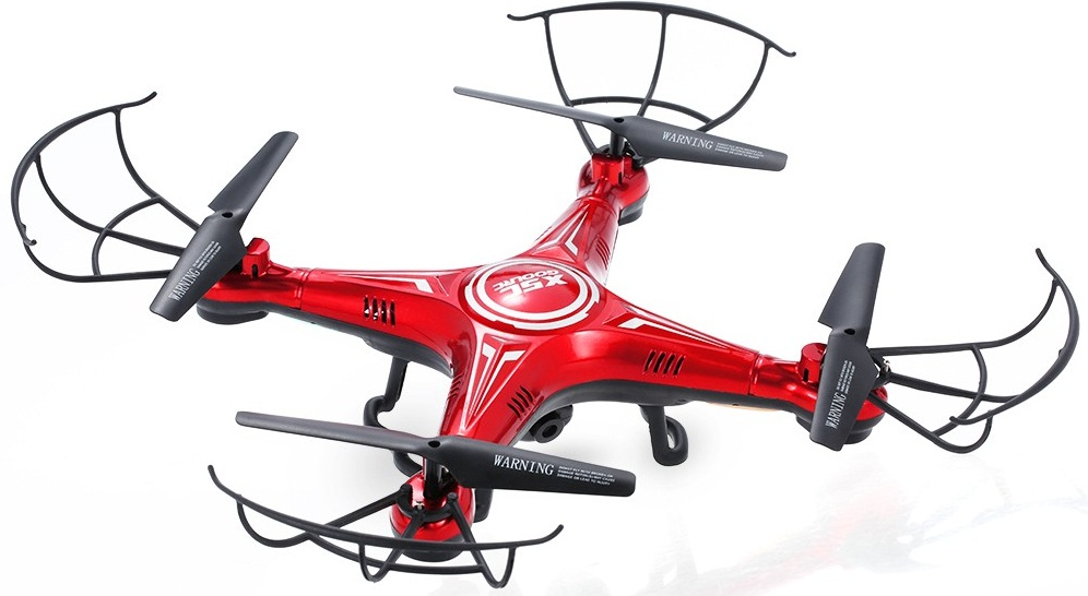 yu GOOLRC X5C, inca o drona ieftina dar cineva ingroapa astfel de gadgeturi